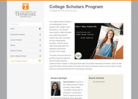 scholars.utk.edu