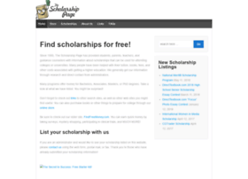 scholarship-page.com