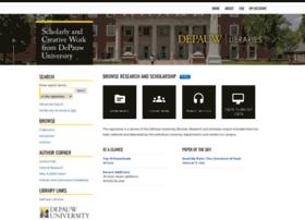 scholarship.depauw.edu