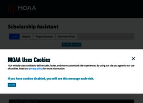 scholarship.moaa.org