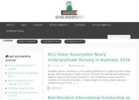 scholarship2013.net