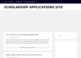 scholarshipapplications.site