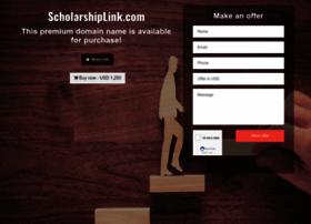scholarshiplink.com