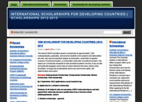 scholarshipnet.wordpress.com