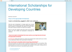 scholarshippakistan.blogspot.com