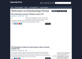 scholarshipportal.info