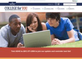 scholarships.adhe.edu