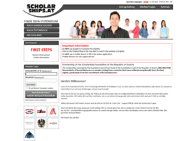 scholarships.at