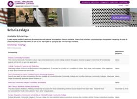 scholarships.estrellamountain.edu