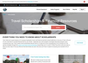 scholarships.goabroad.com