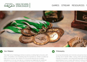 scholarships.hsstarleague.com