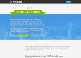 scholarships.imodules.com