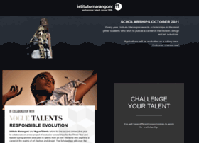 scholarships.istitutomarangoni.com