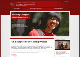 scholarships.louisiana.edu