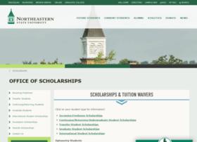 scholarships.nsuok.edu