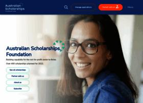 scholarships.org.au