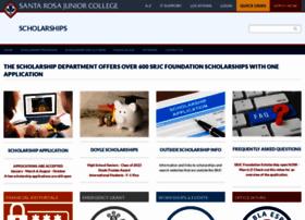 scholarships.santarosa.edu