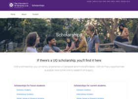 scholarships.uq.edu.au