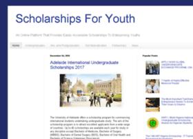 scholarshipsforyouth.com