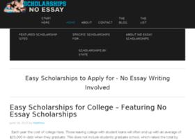 scholarshipsnoessay.com