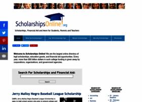 scholarshipsonline.org