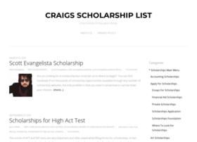 scholarshipsorgrants.com