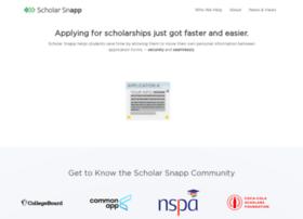 scholarsnapp.org