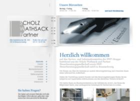 scholzwathsack.de