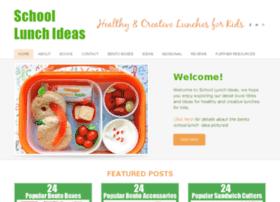 school-lunch-ideas.net