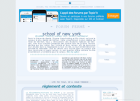 school-of-new-york.forumsactifs.net