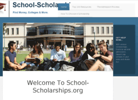 school-scholarships.org