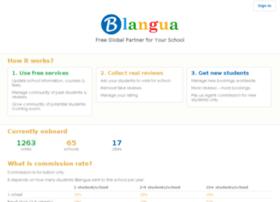 school.blangua.com