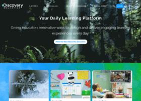 school.discoveryeducation.com
