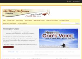 school.hem-of-his-garment-bible-study.org