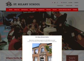 school.sthilarychicago.org