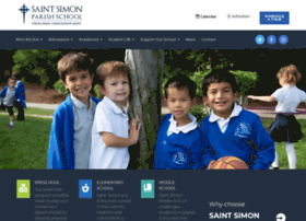 school.stsimon.org