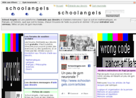 schoolangels.be