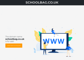 schoolbag.co.uk