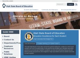 schoolboard.utah.gov