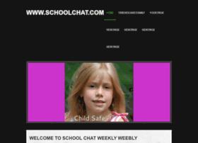 schoolchatweekly.weebly.com