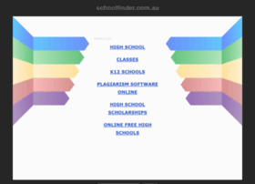 schoolfinder.com.au