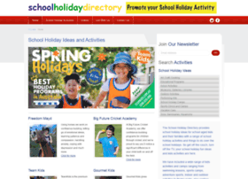 schoolholidaydirectory.com.au