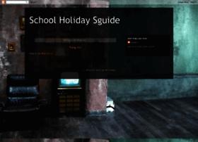 schoolholidaysguide.com
