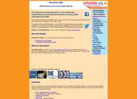 schoolies.org.au