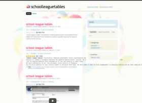 schoolleaguetables.wordpress.com