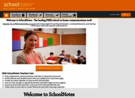 schoolnotes.com