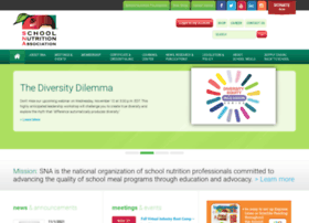 schoolnutrition.org