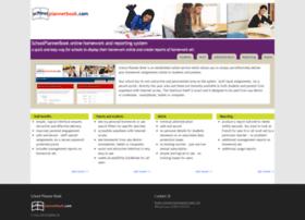 schoolplannerbook.com
