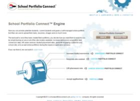 schoolportfolioconnect.com