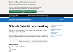 schools-financial-benchmarking.service.gov.uk